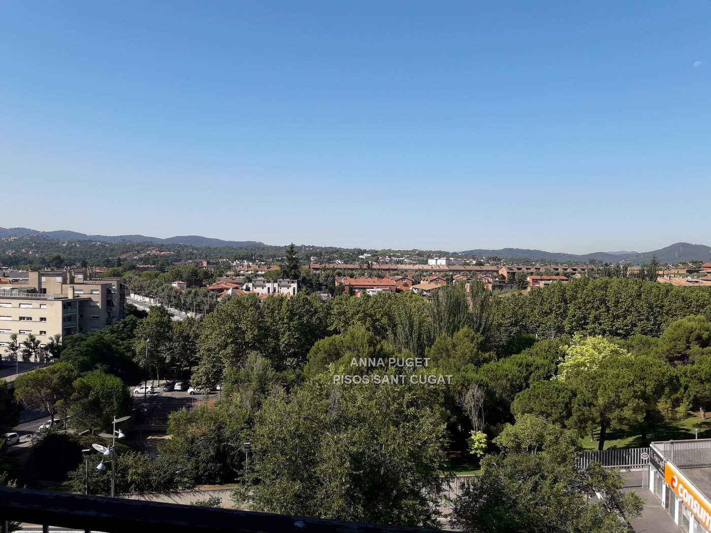 Sant Cugat-Centro Atico Duplex-8