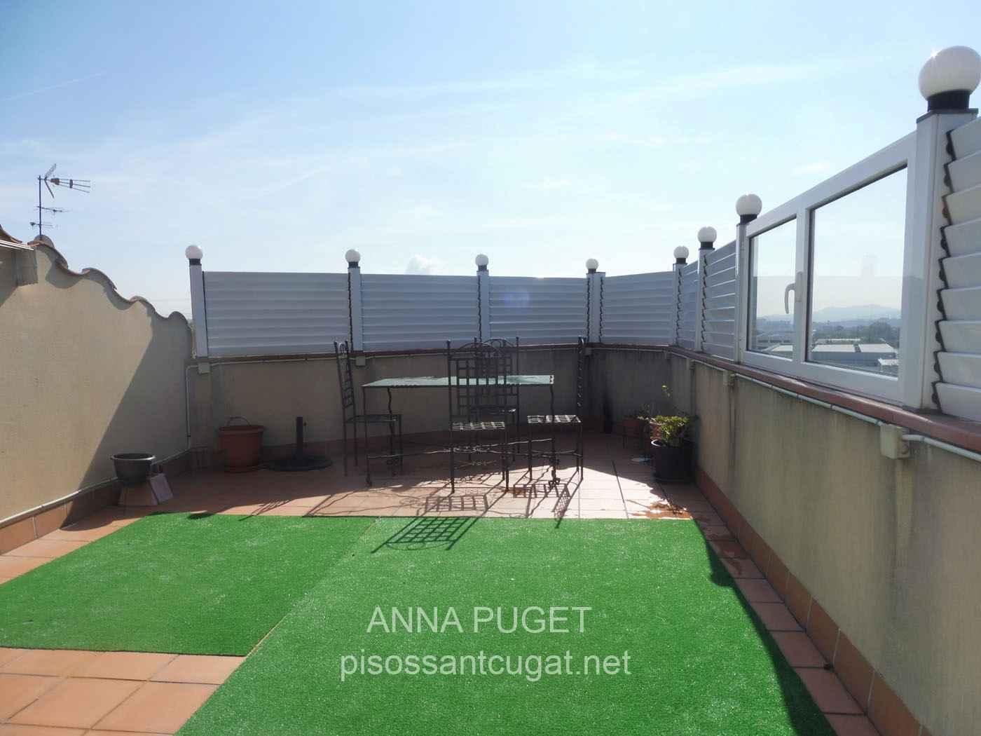 Sant Quirze Atico Atico Duplex-9