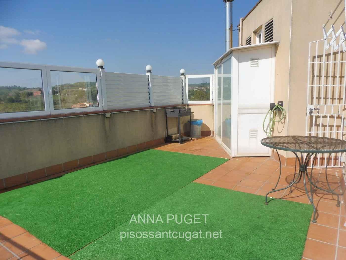 Sant Quirze Atico Atico Duplex-10