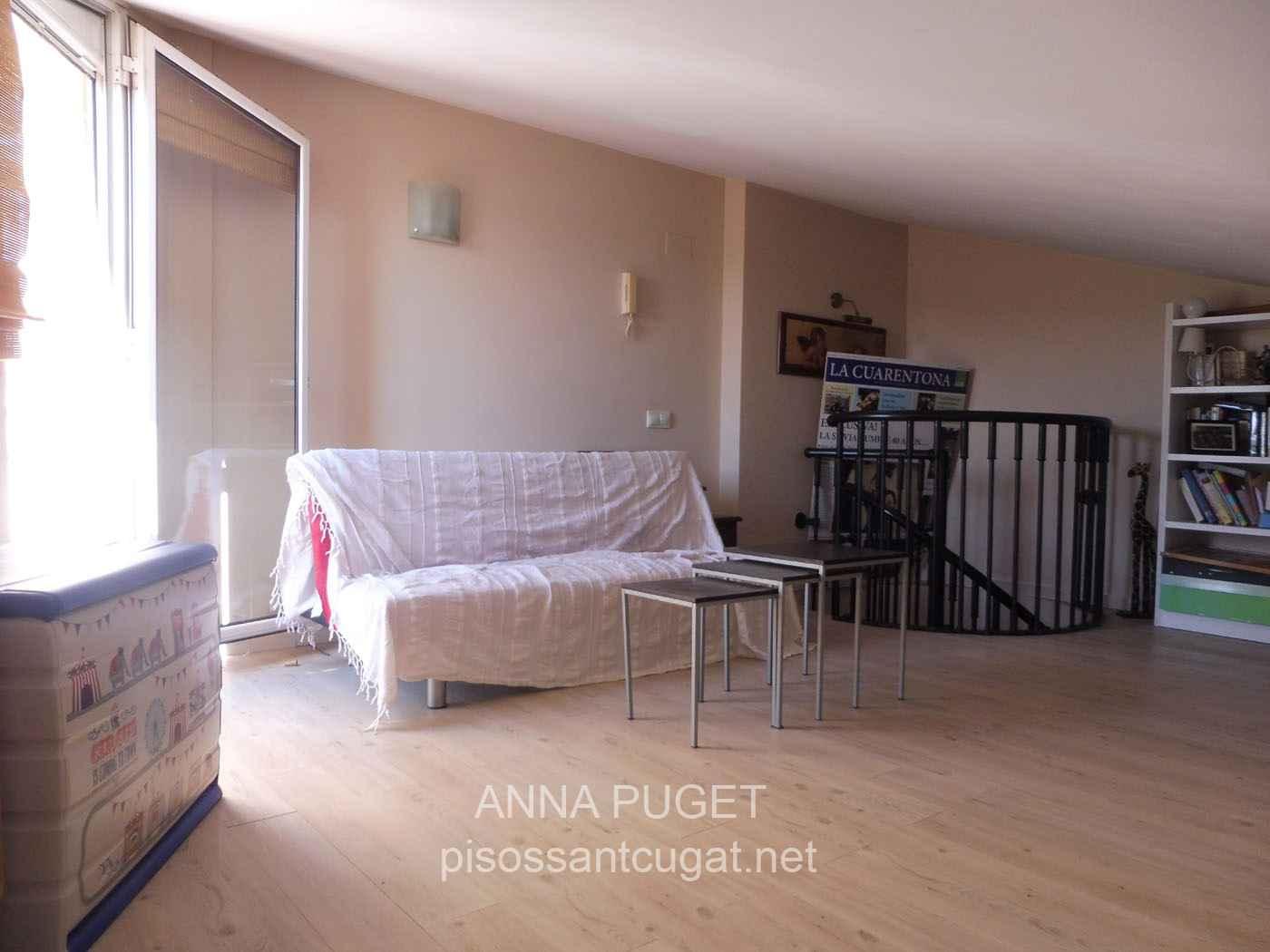 Sant Quirze Atico Atico Duplex-7